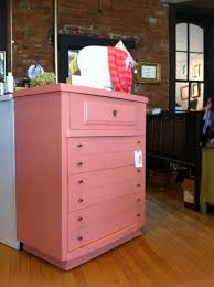 Home Decor Large Size Sherwin Williams Sockeye 40s Era Chest Of Drawers Salvage Sisters Store