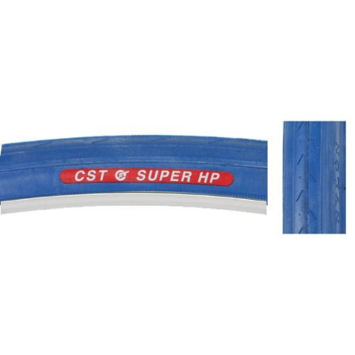 Sunlite Super HP CST740 Tire - Blue, 27 x 1-1/4 in