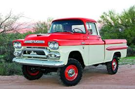 NAPCO 4x4 Pickup Trucks: The Forgotten 4x4 51959 Chevy Truck 1957 Chevrolet Stepside Pickup Short Bed Hot Rod 1955 1956 3100 Fleetside Big Block Cool Truck 180 Best Ideas For Building My 55 Pickup Images On Pinterest Cameo 12 Ton Panel Van Restored And Rare Sale Youtube Duramax Diesel Power Magazine Network Ute V8 Patina Faux Custom In Qld