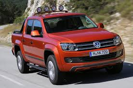 Report: Volkswagen Could Debut Midsize Pickup Truck Concept In NYC ...