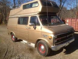 83 Chevy G20 Camper High Top Conversion Van New Jersey Pa