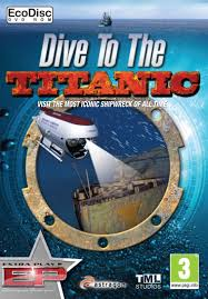 Sinking Ship Simulator The Rms Titanic by Dive To The Titanic Titanic Wiki Fandom Powered By Wikia