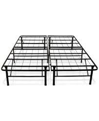 Platform Metal Bed Frame by Sleep Trends Hercules 14 Inch Platform Metal Bed Frame Direct