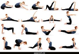 Easy Yoga Postures