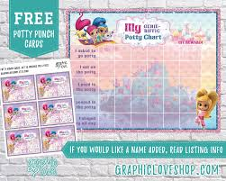 Elmo Adventure Potty Chair Canada by Printable Shimmer Shine Potty Training Chart Free Punch Cards