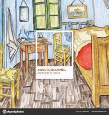 Coloriage Autoportrait à Loreille Bandée Par Vincent Van Gogh