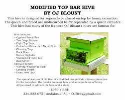 Queen's Castle Beekeepers Association Top Bar Hive Bkeeping For Beginners Pt1 Video On How To Build A Top Bar Hive Feeder Set Up Behind Follower Board In Bkeeper Top Bar Hive Melissas Honey Bees Epic Beehive Swarm Trap Youtube How Transfer Brood Comb From Langstroth Frames New 200 Hives The Lowcost Sustainable Way A Bee Keeping Make Favorite Sewisabel Backyardhive And Bkeeeping Supplies Sale To Install Package Beverly Getting Started Your First Year As Beehive By Eco Box Eco Bee Box Modern