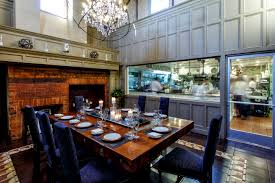 Ryland Inn Chefs Room For Private Dining And Events In NJ