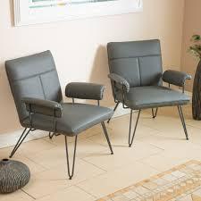 100 Contemporary Armchair Grey All Design Modern