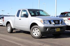 New 2019 Nissan Frontier S Extended Cab Pickup In Folsom #N47130 ...