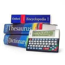 Oxford Dictionary Thesaurus Encyclopedia Ozaroo