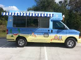 Ice Cream Truck For Sale - Tampa Bay Food Trucks