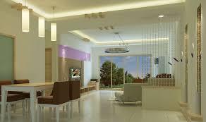 Dining Living Room Lighting Design Home Interior