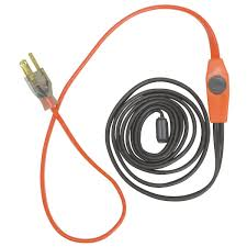 Watts Floor Drain Extension by Easy Heat Ahb Pipe Heating Cable Ahb013a Do It Best