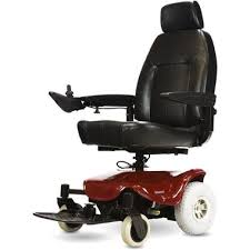 Shoprider Power Wheelchair Manual by Wheelchair Adept Mobility