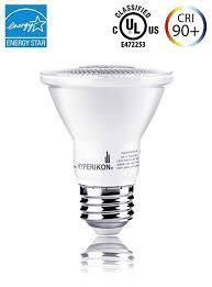 hyperikon par20 led bulb 8w 50w equivalent 4000k daylight