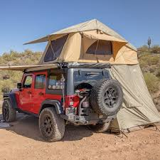 Ranger Overland Rooftop Tent & Annex Room | Best Off Road Camping ...