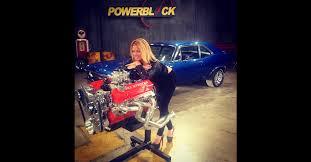100 Powerblock Trucks Courtney Hansens Career Power Block Courtney Hansens