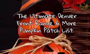 Pumpkin Patch Denver by Denver Front Range Online Denver Front Range Online