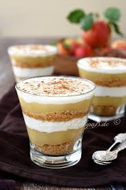 apfelmus joghurt dessert rezept