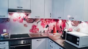 küchenrückwand aus glas bayernglas