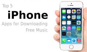 5 iPhone Apps for Downloading Free Music
