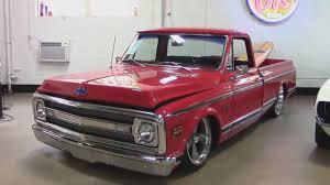 100 Custom C10 Trucks 1969 Chevrolet Pickup Truck YouTube