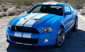 2010 Ford Mustang Shelby GT500 Video News