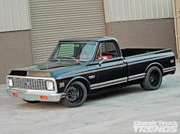 1972 Chevy Cheyenne C10 - Sleeping Beauty - Hot Rod Network