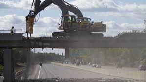 100 Truck Rental Michigan Man Who Struck Pleasant Valley Road Bridge Over I96 In Brighton Cited