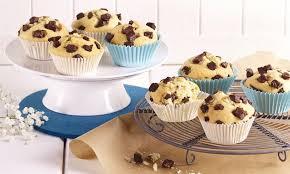 muffins mit schokostückchen