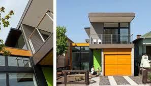 101 Simpatico Homes Net Zero Prefab Prototype In Emeryville By House Architecture Design Modern Modular Minimalist House Design