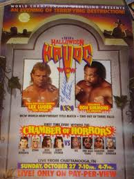 Wcw Halloween Havoc by Nouvelle Page 1