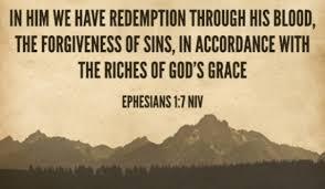 Ephesians 17 13a
