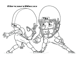 Afl Coloring Pages Football Teams Home Flag Page Colouring Sheets