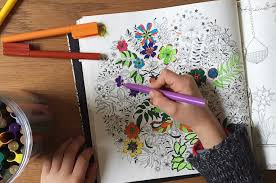 7 Reasons To Invest In A Coloring Book During Finals Week