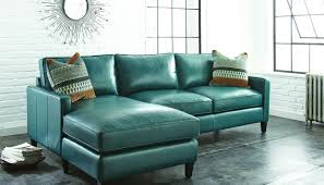 Decoro Leather Sectional Sofa by Lazy Boy Sofa Leather Russcarnahan Com