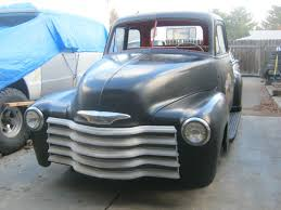 1952 Chevy Short Bed Pick Up Truck Custom Build Rat Rod/ Hot Rod ...