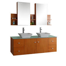 72 Inch Wide Double Sink Bathroom Vanity by Virtu Usa Md 409 G Es Clarissa 72 Inch Wall Mounted Double Sink