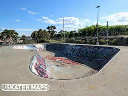 100 Northcote Pool Skatepark Skater Maps Melbourne Skatepark