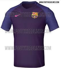 maillot extérieur fc barcelone 2017 maillot de foot