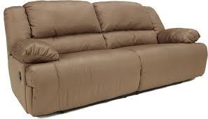 Mocha Microfiber Couch