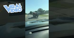 Viral Video: One Truck And Two Cars