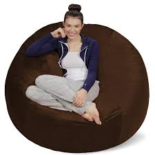 Amazon.com: Sofa Sack - Plush Ultra Soft Bean Bags Chairs For Kids ... Amazoncom Jaxx Nimbus Spandex Bean Bag Chair For Kids Fniture Creative Qt Stuffed Animal Storage Large Beanbag Chairs Stockists Best For Online Purchase Snorlax Sizes Pink Unique Your Residence Inspiration Childrens Bean Bag Chairs Ikea Empriendoclub Sofa Sack Plush Ultra Soft Memory Posh Stuffable Ultimate Giant Foam