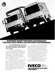 100 Iveco Trucks Usa 1982 IVECO ZRange USA IVECO Came To The US Market In Th Flickr