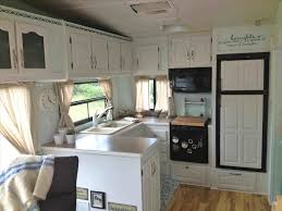 And Grayrhcom Camper Rv Remodel Modern Ideas Remodeling Our Class C Motorhome