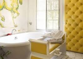 Yellow And Grey Bathroom Accessories Uk by Magnificent Yellow Bathroom Decor Outstanding And Gray Wall Ideas