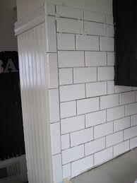 other kitchen white ceramic subway tile in kitchen new tiles