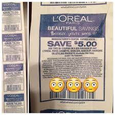 Loreal Cosmetics Coupons : New York Deals Restaurant Walmart Promotions Coupon Pool Week 23 Best Tv Deals Under 1000 Free Collections 35 Hair Dye Coupons Matchups Moola Saving Mom 10 Shopping Promo Codes Sep 2019 Honey Coupons Canada Bridal Shower Gift Ideas For The Bride To Offer Extra Savings Shoppers Who Pick Up Get 18 Items Just 013 Each Money Football America Coupon Promo Code Printable Code Excellent Up 85 Discounts 12 Facts And Myths About Price Tags The Krazy How Create Onetime Use Amazon Product