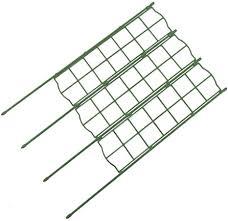 soulos rankhilfe rankgitter rebe traktion kunststoff grün